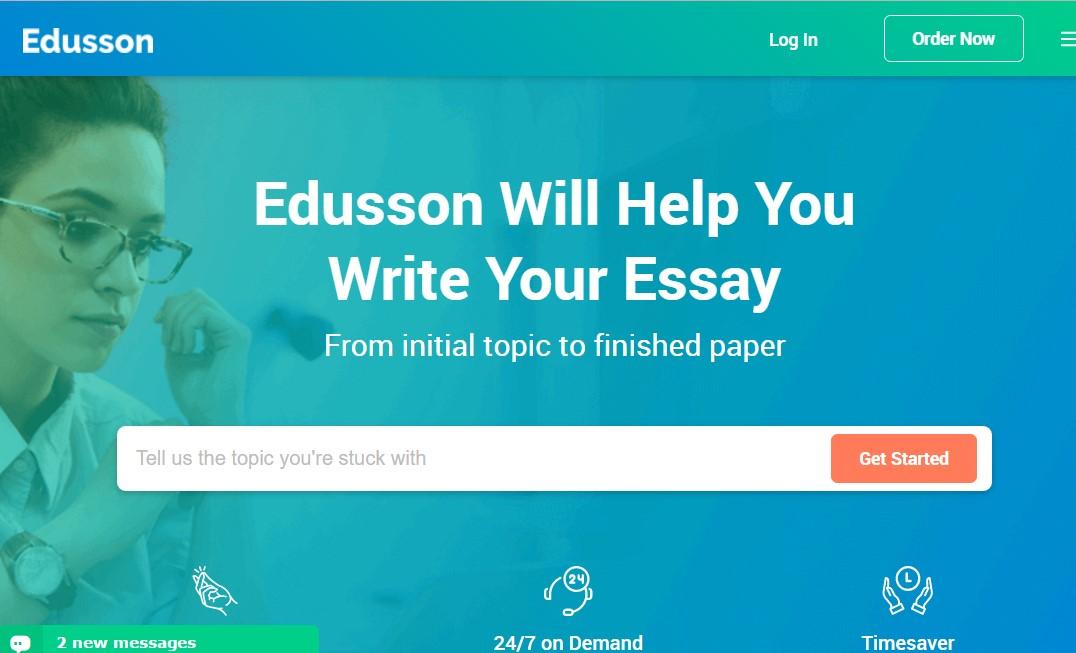 edusson.com overview
