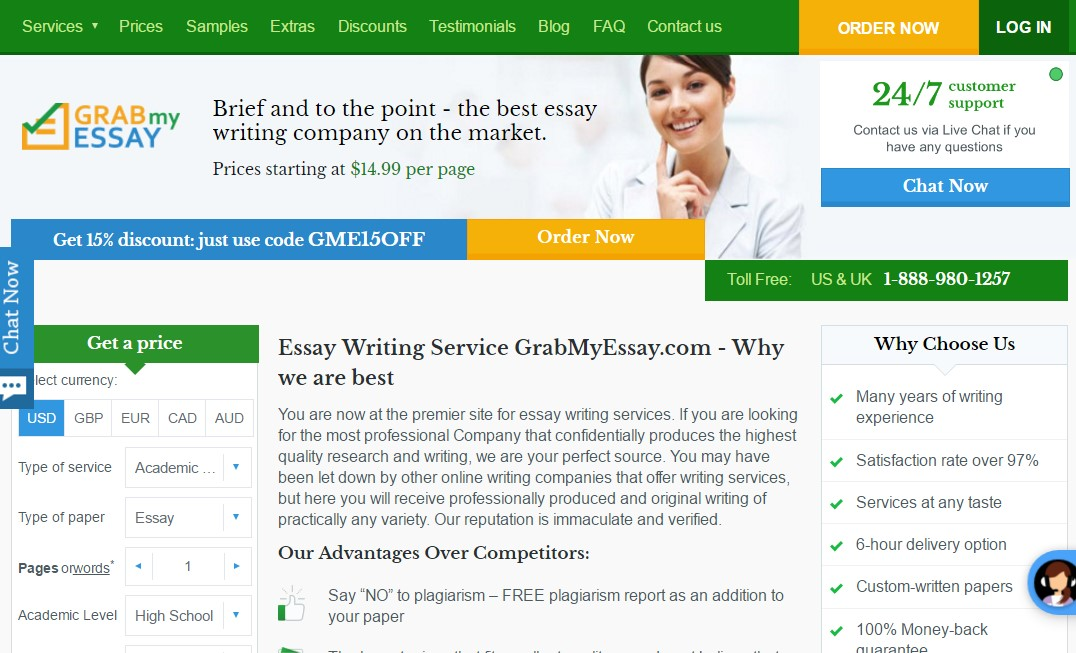grabmyessay.com overview