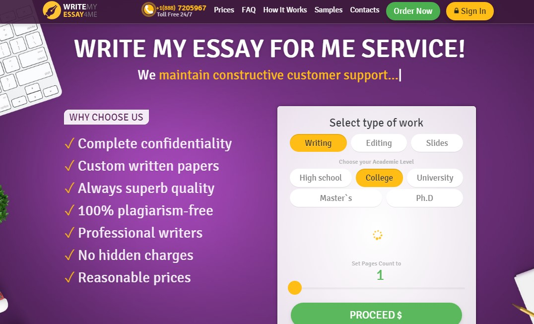 writemyessay4me.org overview