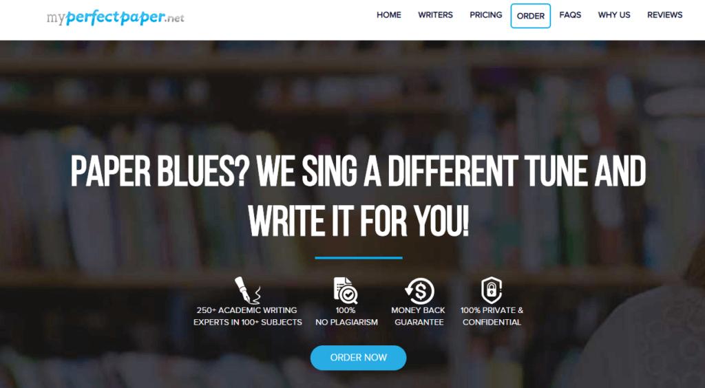 myperfectpaper-website